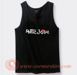 Poetic Justice Logo Tank Top