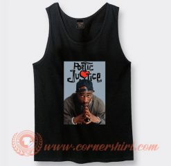 Tupac 2pac Poetic Justice Tank Top