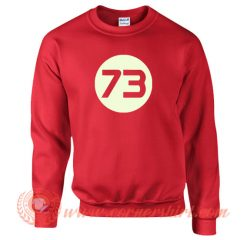 73 Logo TV Series Sweatshirt