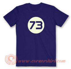 73 Logo TV Series T-shirt