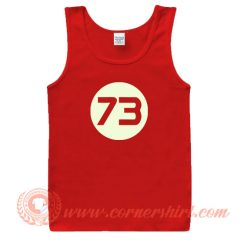73 Logo TV Series Tank Top