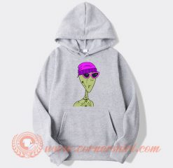 Lonely Alien Hoodie