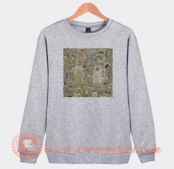 Weezer Ok Human Sweatshirt