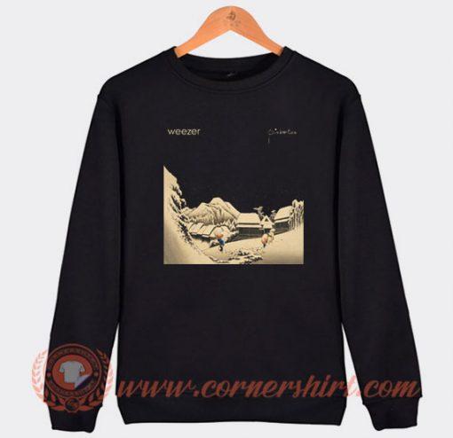 Weezer Van Weezer Sweatshirt