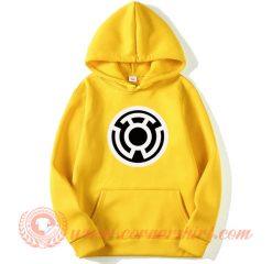 Yellow Lantern Logo Hoodie