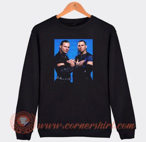 1999 Hardy Boys WWE Sweatshirt