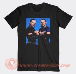 1999 Hardy Boys WWE T-shirt
