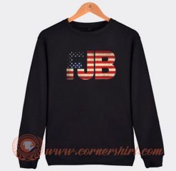 Vintage FJB American Flag Sweatshirt